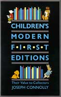 Joseph Connolly: childrens modern first editions
