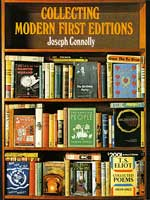 Joseph Connolly: Modern First Editions